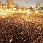 Tahrir Square al Cairo, il 25 gennaio scorso.