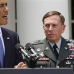 Obama ed il Generale Petraeus...