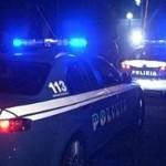 Polizia di notte...