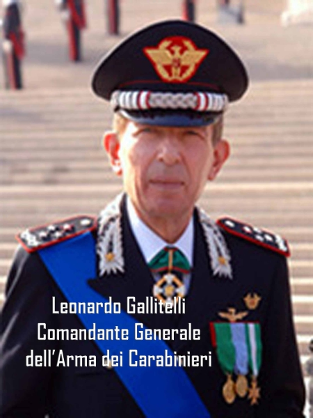 Gen. Leonardo Gallitelli