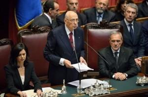Il Presidente della Repubblica italiana