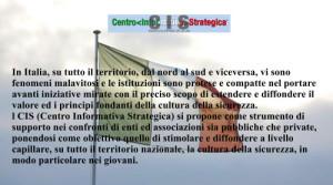 CIS bandiera italian