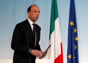 Ministro dell'Iinterno: Angelino Alfano