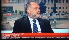 Intervista al Sen. G. Esposito