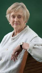 Stella Rimington, ex Director of MI5