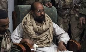Seif El Islam Gheddafi
