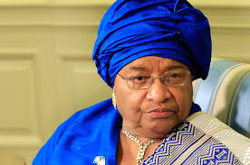 Ellen Johnson Sirleaf,