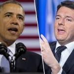Obama & Renzi