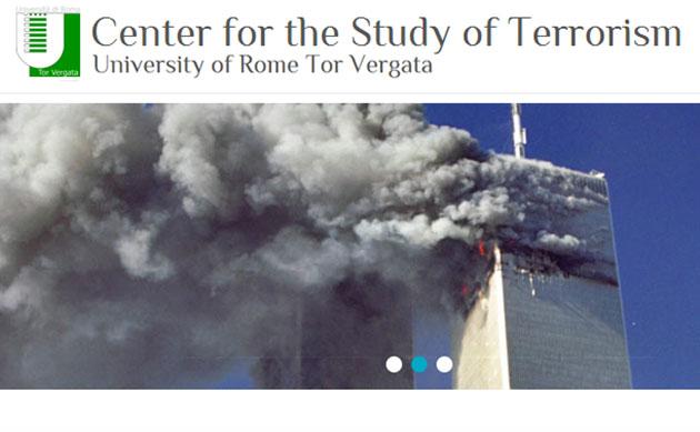 Studiare il terrorismo…