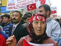 popolo turco...