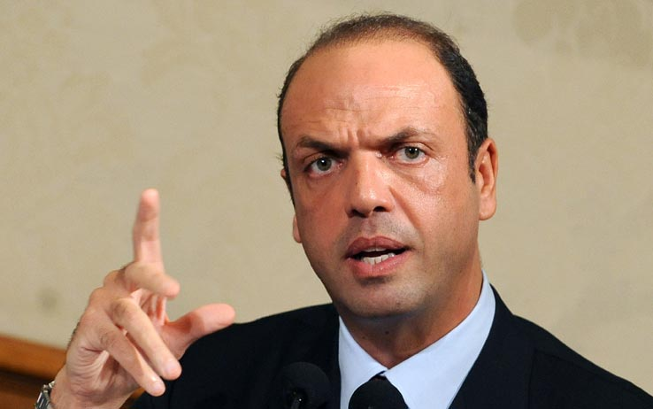Ministro dell'Interno: Angelino Alfano