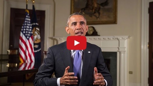 President Obama's message on Ebola