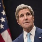 John Kerry…