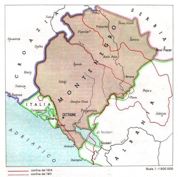 montenegro,2385