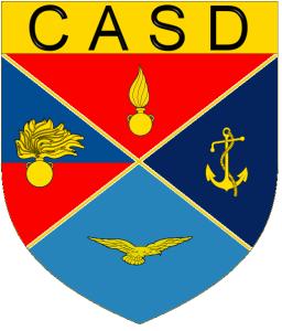 Distintivo di Membro del Centro Alti Studi della Difesa