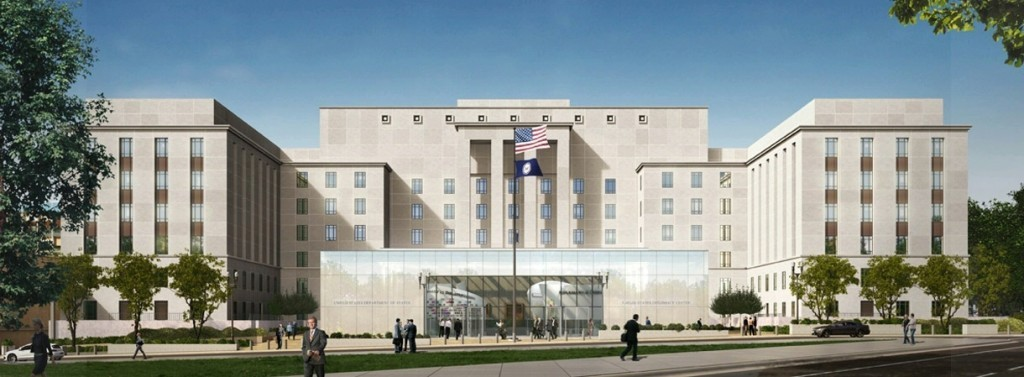 Department of State and U.S. diplomats.