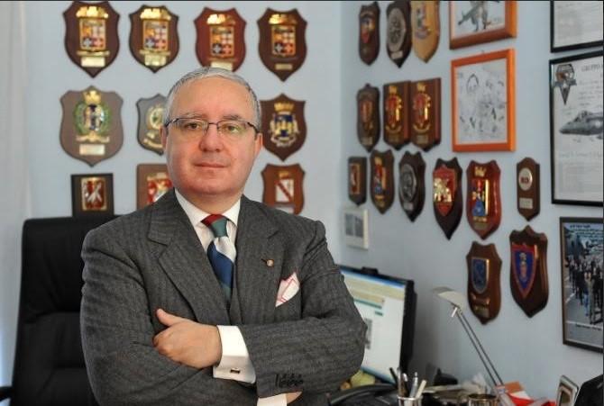Il presidente Andrea Margelletti Ce.S.I.