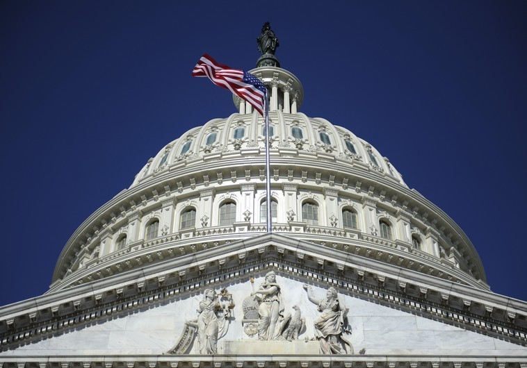 United States Capitol building in Washington, DC.. (photo credit:REUTERS)
