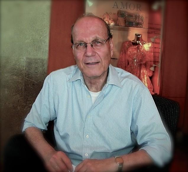 Yoram Ettinger (Israel - R&D)