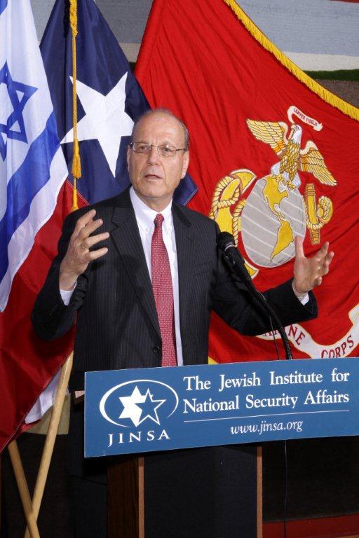 Ambassador Yoram Ettinger