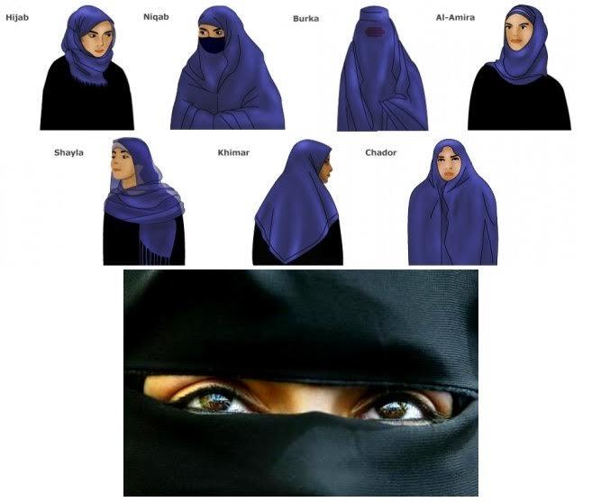 donne dell'Islam