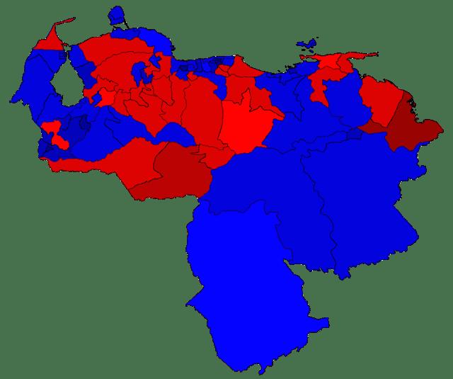 Venezuela2015bycircuit