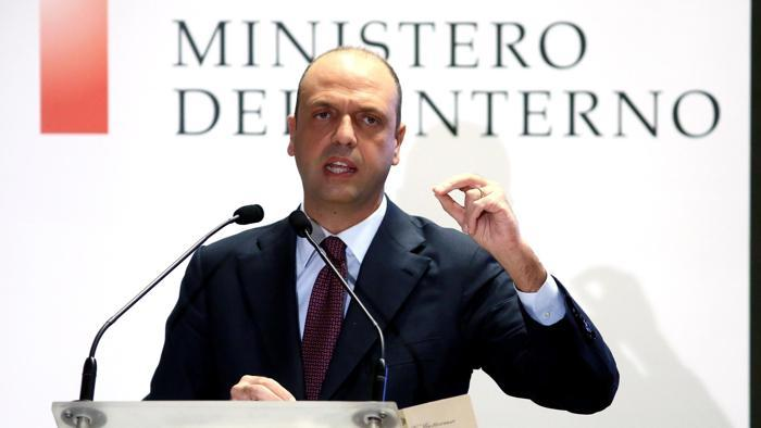 Il Ministro dell'Interno: On. Angelino Alfano