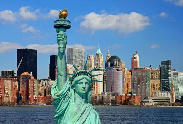 Statua-della-Libertà-a-New-York
