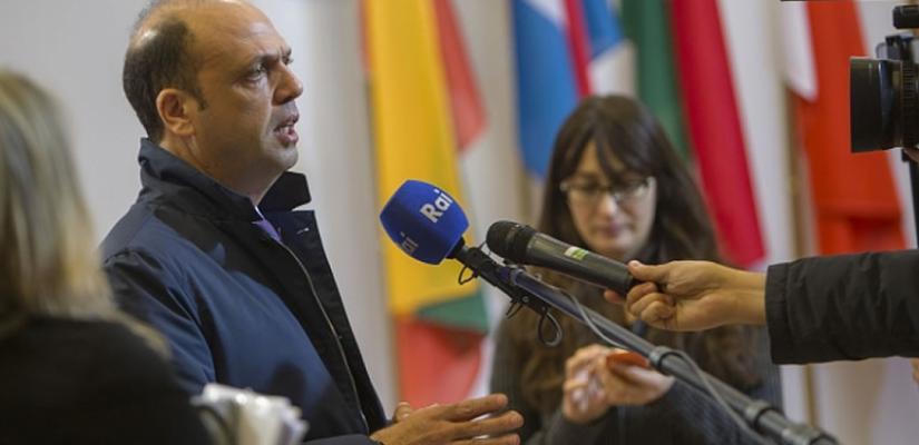 Il Ministro dell'Interno: On. Angelino Alfano