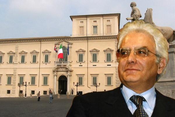 Quirinale: il presidente della Repubblica italiana!