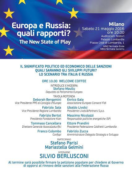 Europe e Russia (Maullu)