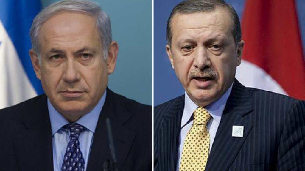 Netanyahu e Erdogan