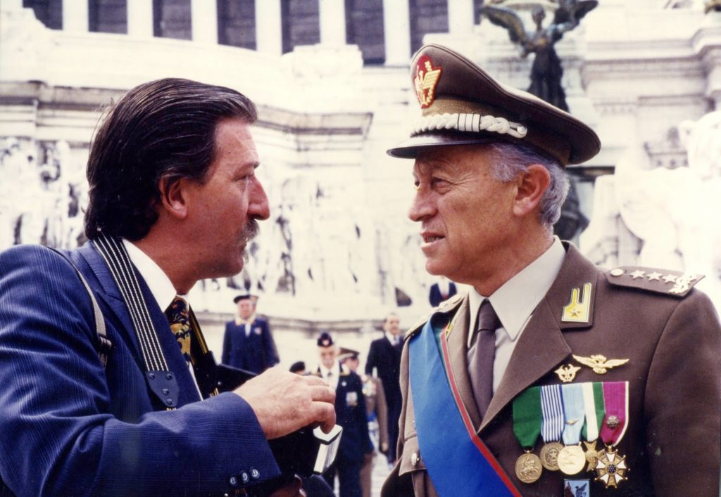 Generale Luigi Ramponi
