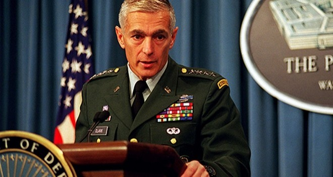 General Clark Wesley, già Capo della Nato!