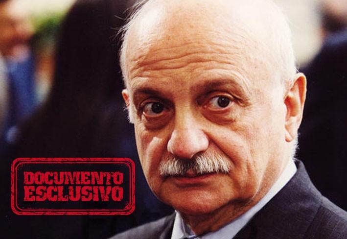 GENERALE MARIO MORI EX DIRETTORE DEL SISDE (AISI)
