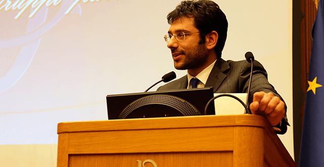 Deputato M5S Angelo Tofalo