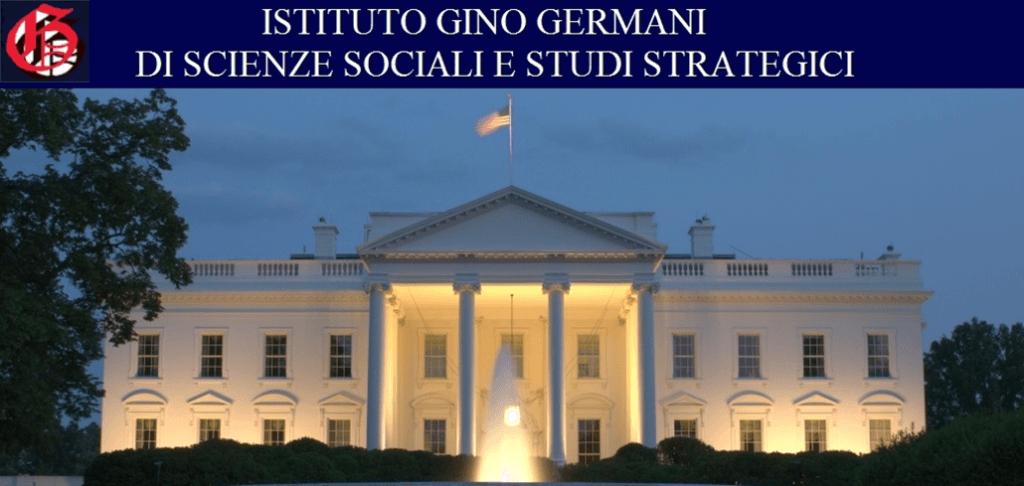 Istituto Gino Germani di Scienze Sociali e Studi Strategici – nuova strategia di sicurezza a livello europeo –